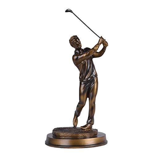 Skulptur Golf