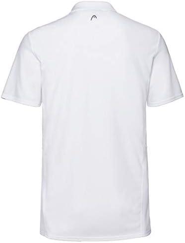 Head Club Tech Shirt M Polos Hombre