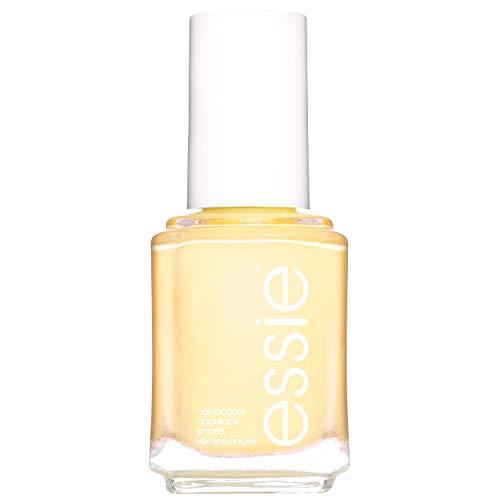 Essie Nagellack für farbintensive Fingernägel, Nr. 648 summer soul-stice, Gelb, 13,5 ml