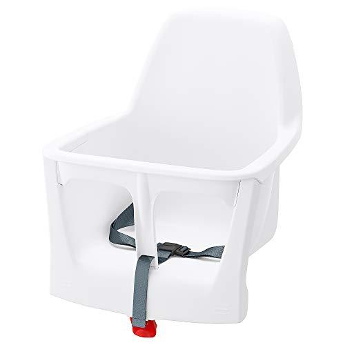 LANGUR Sitzschale für Hochstuhl 35x37x40cm weiß