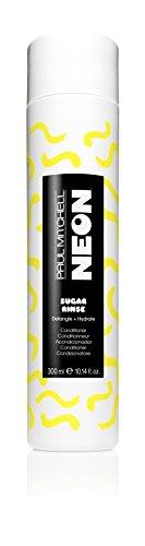 Paul Mitchell Neon Sugar Rinse - entwirrender Conditioner, pflegende Haar-Spülung auf Zuckerbasis, professional Hair Care just for Girls, 300 ml