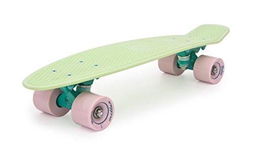 Miller Skateboards Longboard Baby Cup Cake Series, Apple Green, S01BM0008