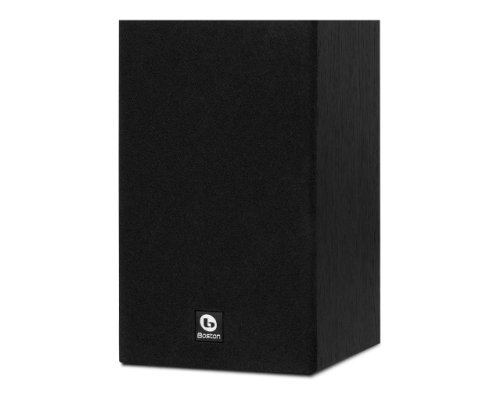 'Boston Acoustics cs23ii schwarz Lautsprecher–Lautsprecher (Lautsprecher, XLR, Oberseite Tisch-/Bücherregal, 8,89cm (3,5), 8,9cm, 120–20.000Hz)
