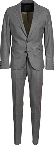 Drykorn Herren Anzug Leuven in Grau 52 / XL