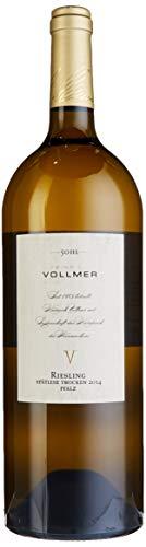 Heinrich Vollmer 50 HL Riesling 2014 Trocken (1 x 0.75 l)