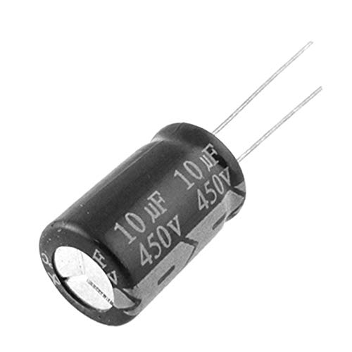 Monitor,Power Supplies and PCs etc(-55~150/°C ) Electrolytic Capacitor BE-TOOL 2 PCS 100uf//25v Radial Electrolytic Capacitor Electrolytic Capacitors Assortment Kit Ideal for TV
