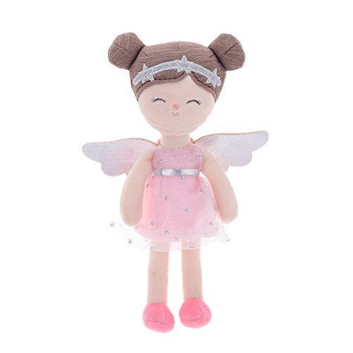 Mini Fada do Dente Girl 21cm, BUP BABY, Rosa