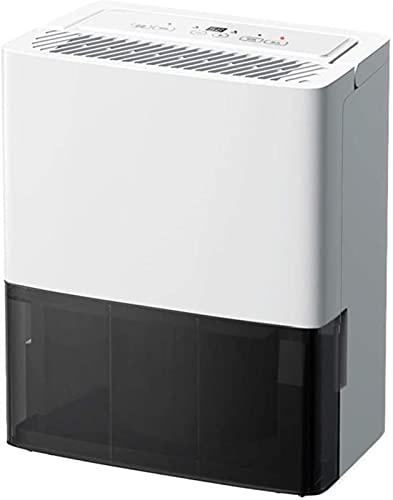 Deumidificatore Portatile,depuratore d'Aria ionico Negativo for Uso Domestico,depuratore Silenzioso ed energetico,drenaggio Continuo,spegnimento Automatico Quando l'acqua è Piena