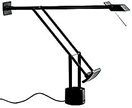Artemide A008108 Tizio Micro - One Light Table Lamp, Black Finish