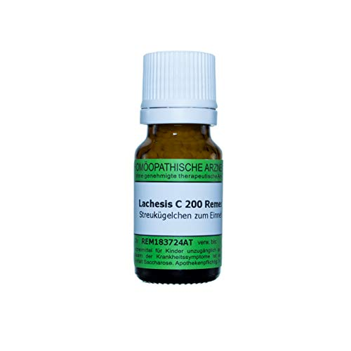 Lachesis C200, 10g Globuli