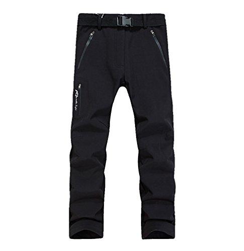 YiLianDa Pantalon d'alpinisme Séchage Rapide Mince Respirant Élastique de Sport pour Extérieurs Pantalon Stretch