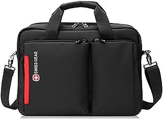 Swissgear Waterproof Bag for Samsung Galaxy Book Pro and Flex 13.3 inch Swiss Gear Shoulder Laptop Bag - Black