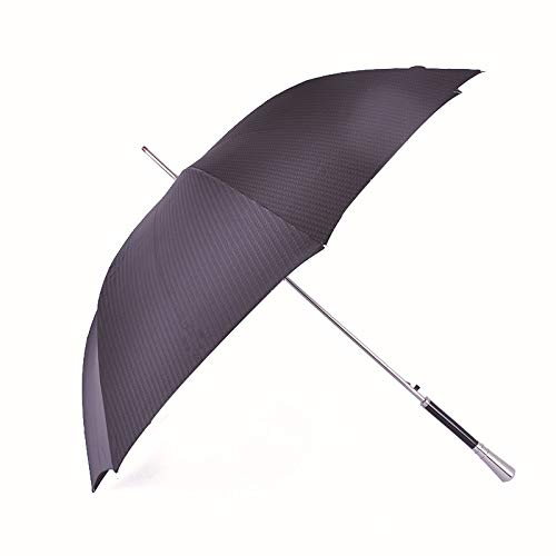 laifengxianmeixinbaihuodian Aangepaste high-end business gift paraplu, Metalen creativiteit,8 paraplu botten, 24 inches, 190T hoge Dichtheid Splash Proof Cloth. lengte 0.99M.