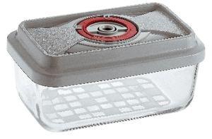 VacSy - Behälterglas ohne Deckel (Ersatzteil) für VS-011-26 - 26x20x9.5 cm - 3.8 L