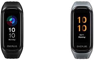 OnePlus बैंड: स्मार्ट हर कोई पहनें: 1.1'' AMOLED डिस्प्ले, ब्लड ऑक्सीजन सैचुरेशन मॉनिटरिंग (Sp02), 14 दिन की बैटरी...