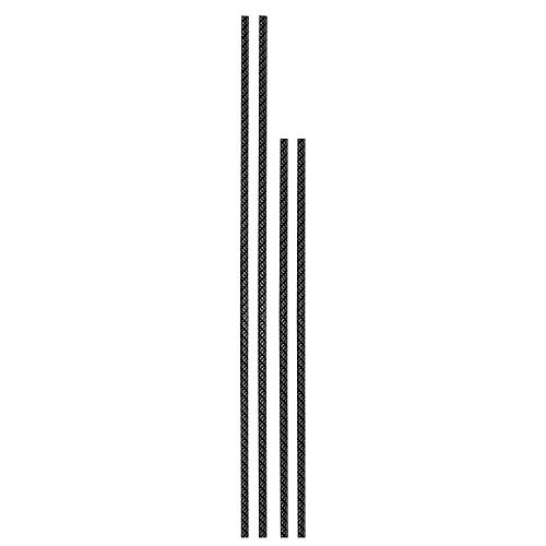 Billat Butoirs de Porte Carbone 4Porte - Clés