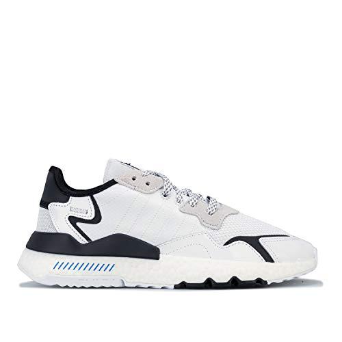 adidas Originals Nite Jogger Star Wars - Zapatillas deportivas para hombre, color blanco, color Blanco, talla 45 EU