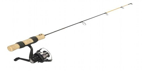 Celsius Black Ice 30' CE110A/30MH Rod/Reel Combo Medium/Heavy