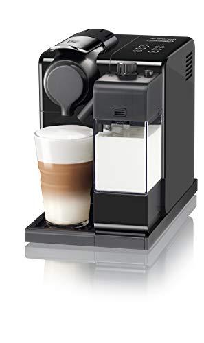 De\'Longhi Nespresso Lattissima Touch Animation EN560.B Macchina da caffè, 1400 W, 1 Tazza, 19 Bar, Plastica, Nero