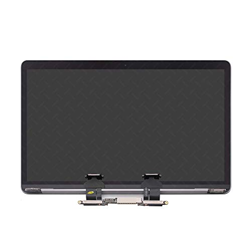FTDLCD® Voor MacBook Pro A2159 2018 2019 LCD Screen Panel Display Full Assembly Complete Screen (Grijs)