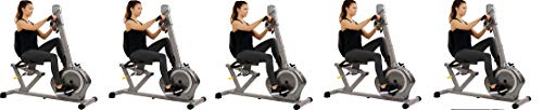Great Deal! Sunny Health & Fitness Recumbent Bike SF-RB4631 with Arm Exerciser, 350lb (5)