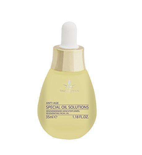 Tautropfen Special-Oil/Anti-Age, Regenerierendes Gesichtspflegeöl für reife Haut, 35 ml