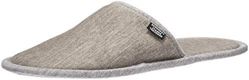 Herschel Supply Co. Cashmere Slippers L/XL, Heathered Grey