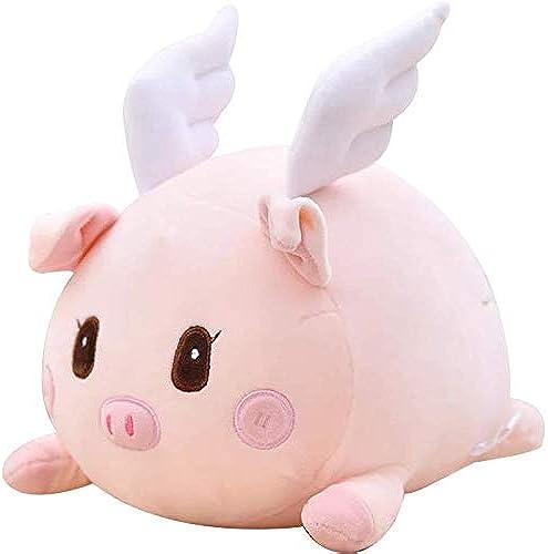 DONGER SchWeißSpielzeug Faul Handw er Kissen Puppe Sü  mädchen Schlafen Halten Puppe Super Sü eburtstagsgeschenk, Fleischfarbe, 35cm