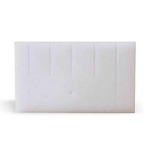 """AK ART KITCHENWARE Petal and Leaf Vein Board Grooving Board for Gum Paste Flowers Cake Decorating Tools Fondant Tools White (7.87""""x4.7"""")"""