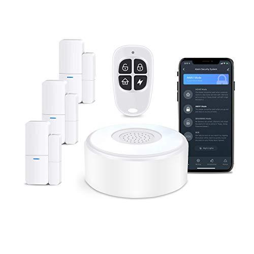 AGSHOME Wireless Burglar Alarm S...
