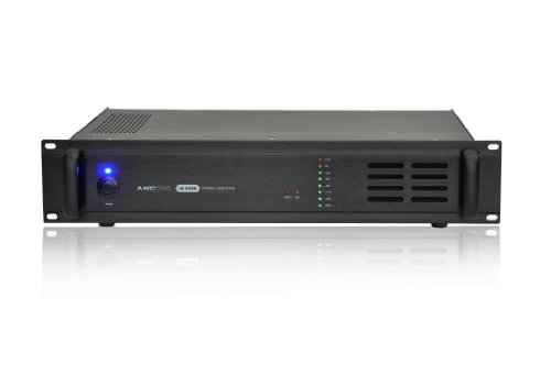 AMC iA360X versterker (100 V) zwart