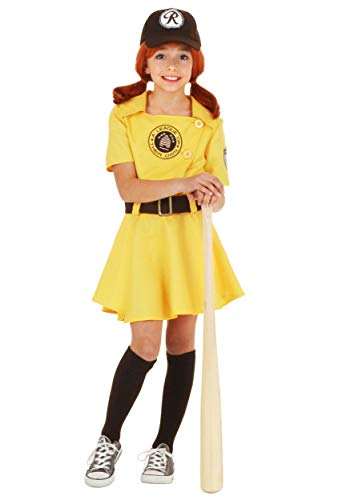 Girls A League of Their Own Kit Costume Small