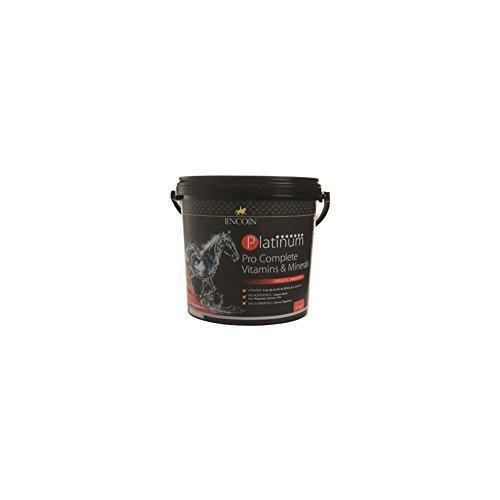 Lincoln Platinum Pro Complete Vitamins & Minerals 1.65KG Health Supplement 1.65kg Clear