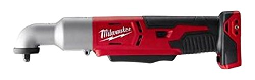 Milwaukee M18BRAIW-0 Right Angle Impact Wrench, 18 Volt Bare Unit, 18 V, Red & Black