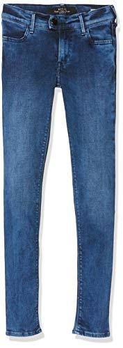 Replay Mädchen SG9312.053.247 T42 Jeans, Blau (Medium Blue 9), 152 (Herstellergröße: 12A)