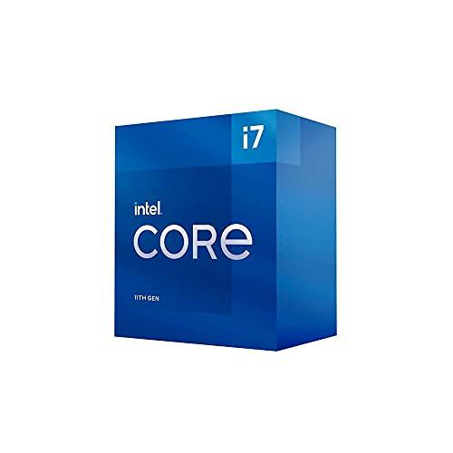 CPU Intel I7-11700 BX8070811700 2,50 GHz SKT1200 65 W 14 NM 16 MB Cache Box