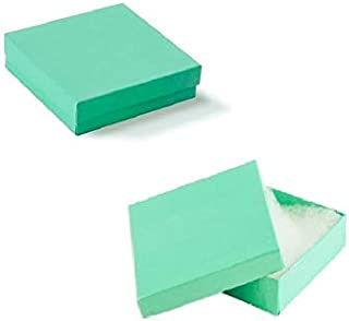 teal jewelry gift boxes