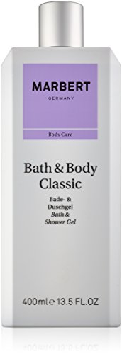 Marbert Bath & Body Classic femme/woman, Bath & Shower Gel, 1er Pack (1 x 400 ml)