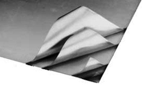 1100 Aluminum Shim Stock, SAE-AMS-DTL-22499/QQ-A-250/1, 0.016