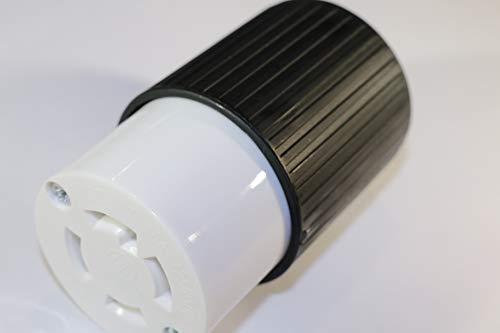 Socket, NEMA L14-30 30 Amp, 125/250V Twist Lock