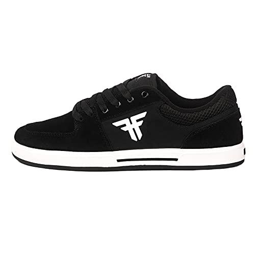 Fallen Men's Skate Shoes Patriot Black/White 9