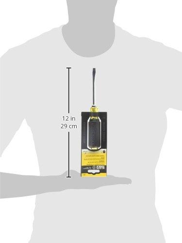 Klein Tools 600-4 1/4-Inch Keystone Cushion-Grip Screwdriver