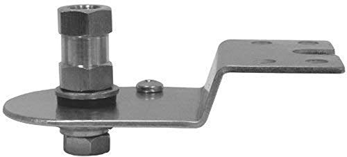 Accessories Unlimited AUJ1 Stainless Steel Fender Mount Fits with 2007 & Up Wrangler Jeeps, Mounts on Left or Right Side, Includes Lug Stud, Use with Ring Terminal Coax
