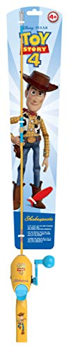 Shakespeare 1402960 Disney Toy Story Fishing Kit