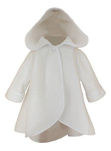 Baby Taufkleid Gr. 62, weiß