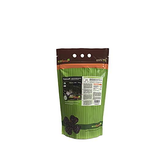 CULTIVERS Abono Especial para Bonsái de 1,5 Kg. Fertilizante de Origen 100% Orgánico y Natural, Granulado de Liberación Lenta y controlada con NPK 8-1-5+74% M.O. y Ác. Húmicos