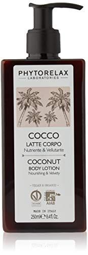 Phytorelax Laboratories Cocco Vegan & Organic Latte Corpo - 250ml,6022180