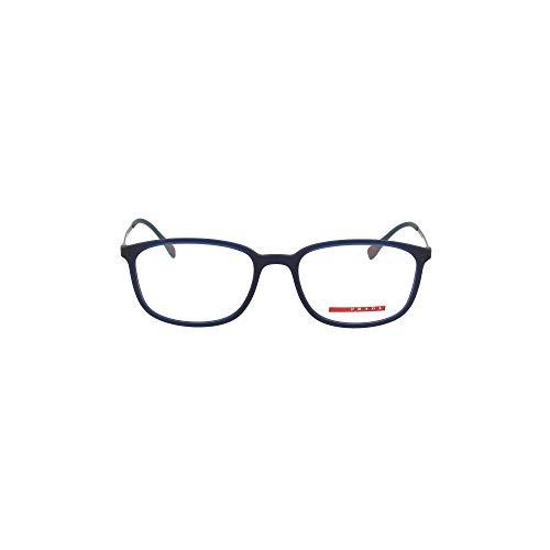 Preisvergleich Produktbild Prada Luxury Fashion Herren 03HVVISTAU631O1 Blau Brille / Frühling Sommer 20