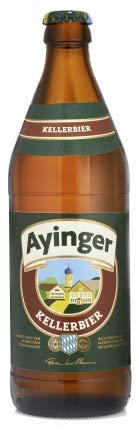 Ayinger Kellerbier 12 Flaschen x0,5l