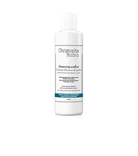 Christophe Robin Purifying Shampoo With Jujube Bark Extract 250ml